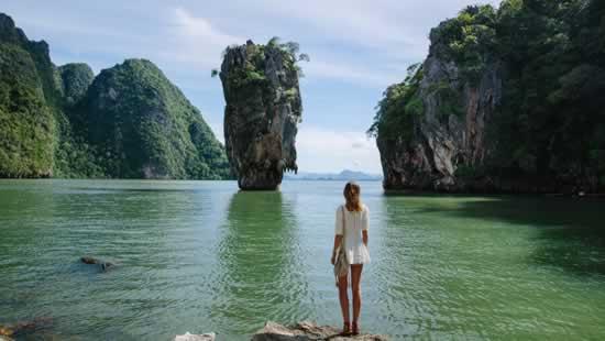 Phuket Escursioni - Isola di James Bond