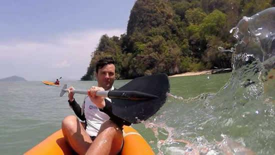 Koh Samui escursioni - Kayak