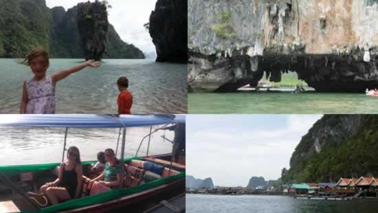 Tour Baia Phang Nga