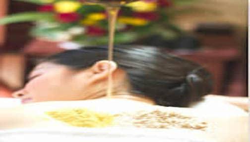 Massaggio col miele