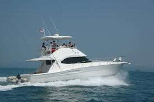 Phuket Charter Barca - Maxia