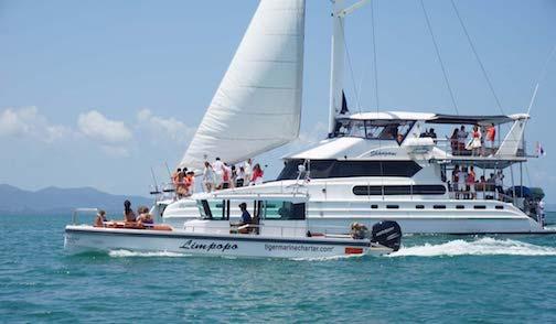Phuket Charter Barca - Shanghani