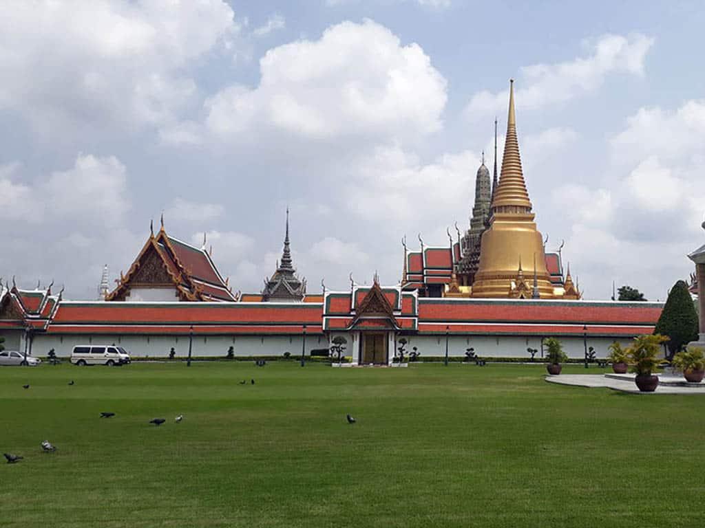 tour giornata intera Palazzo Reale Bangkok