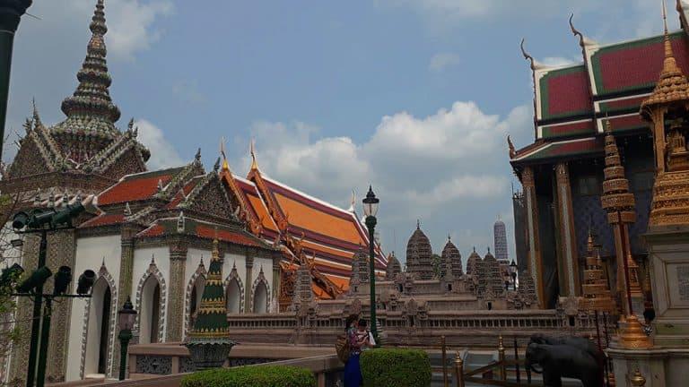 Bangkok tour giornata intera - Palazzo Reale