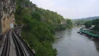 Escursione sul fiume Kwai