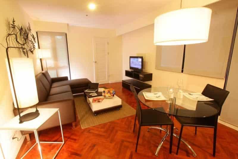 Bangkok Hotels - Phachara Suites Suite Executive Salone