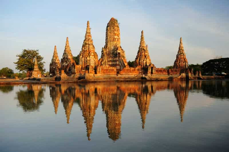 Tours di Ayutthaya