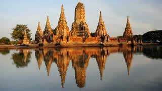 Tours di Ayuttaya da Bangkok