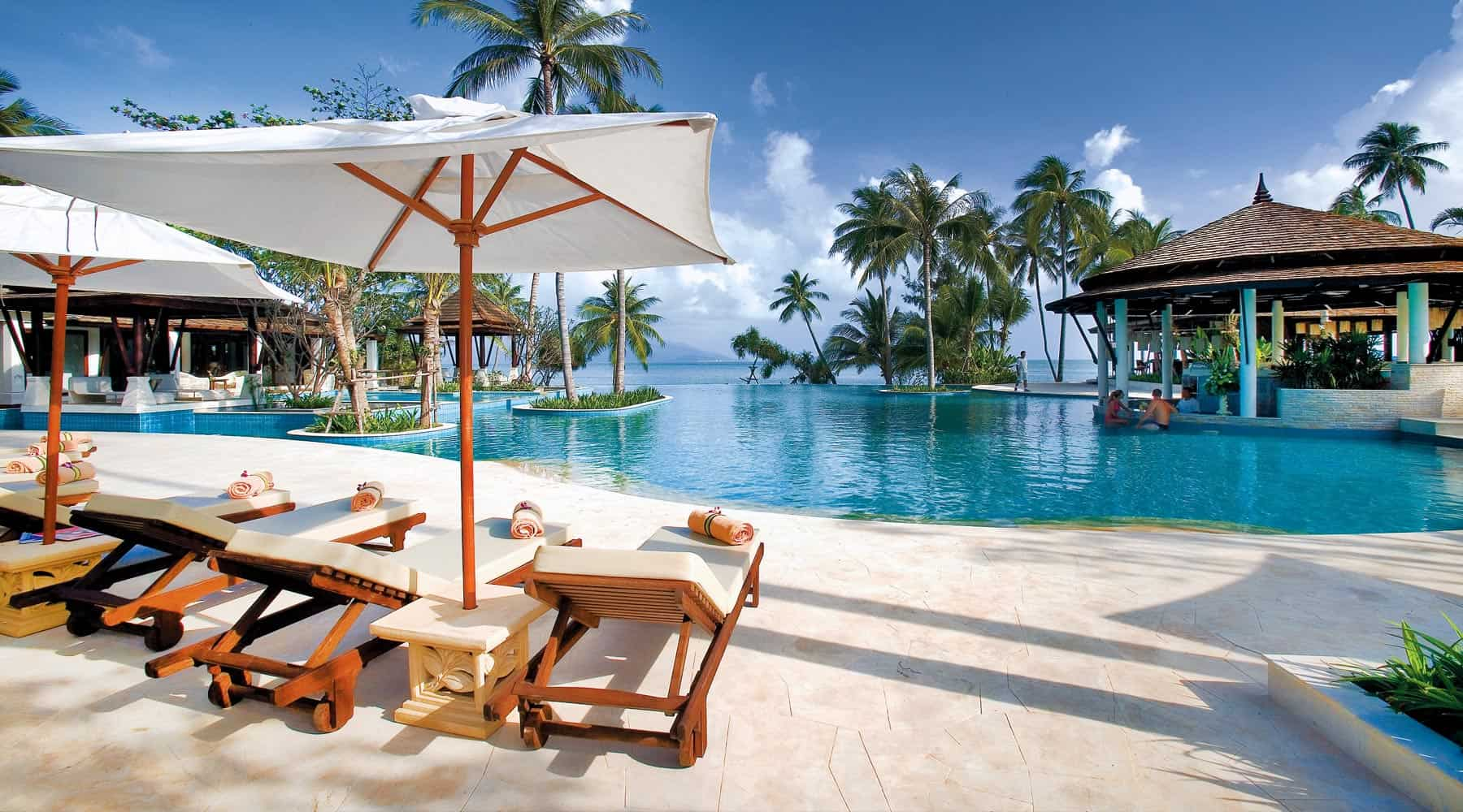 Hotels Vacanze Koh Samui