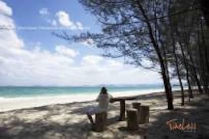 Spiaggia a Koh Kam