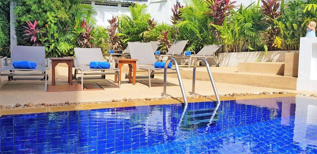 Baan Suay Hotel - Piscina
