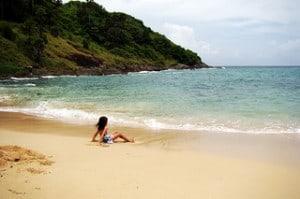 Spiaggia di Ya Nui