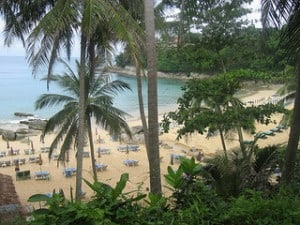 Le Spiagge di Phuket - Laem Singh Beach