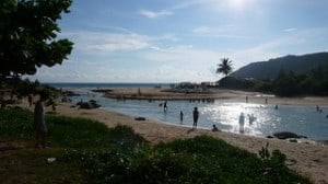 Spiaggia di Rawaii