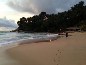 Le Spiagge di Phuket - Surin Beach