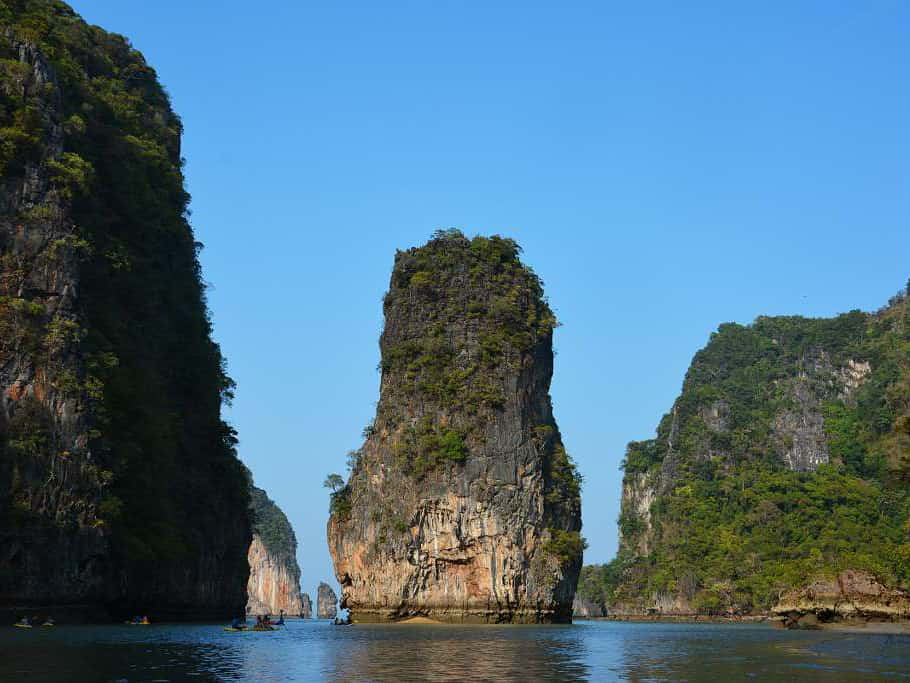 Tours Esclusivi a Phuket - Isola Koh Hong