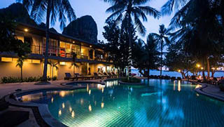 Krabi Hotels - Sand Sea Resort
