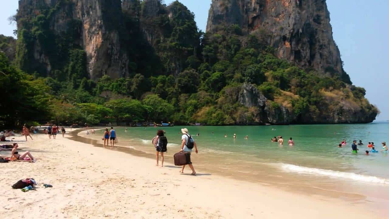 Sand Sea Resort - Spiaggia Railay