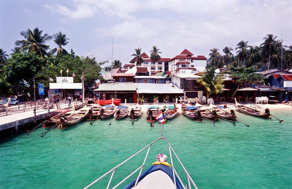 Phi Phi Palm Tree Resort - Dove