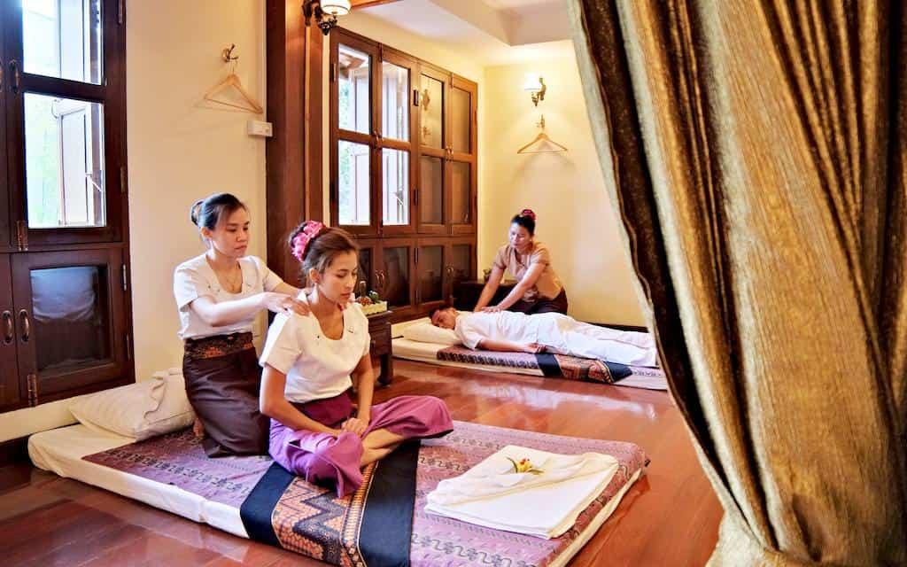 De Naga Chiang Mai - Spa