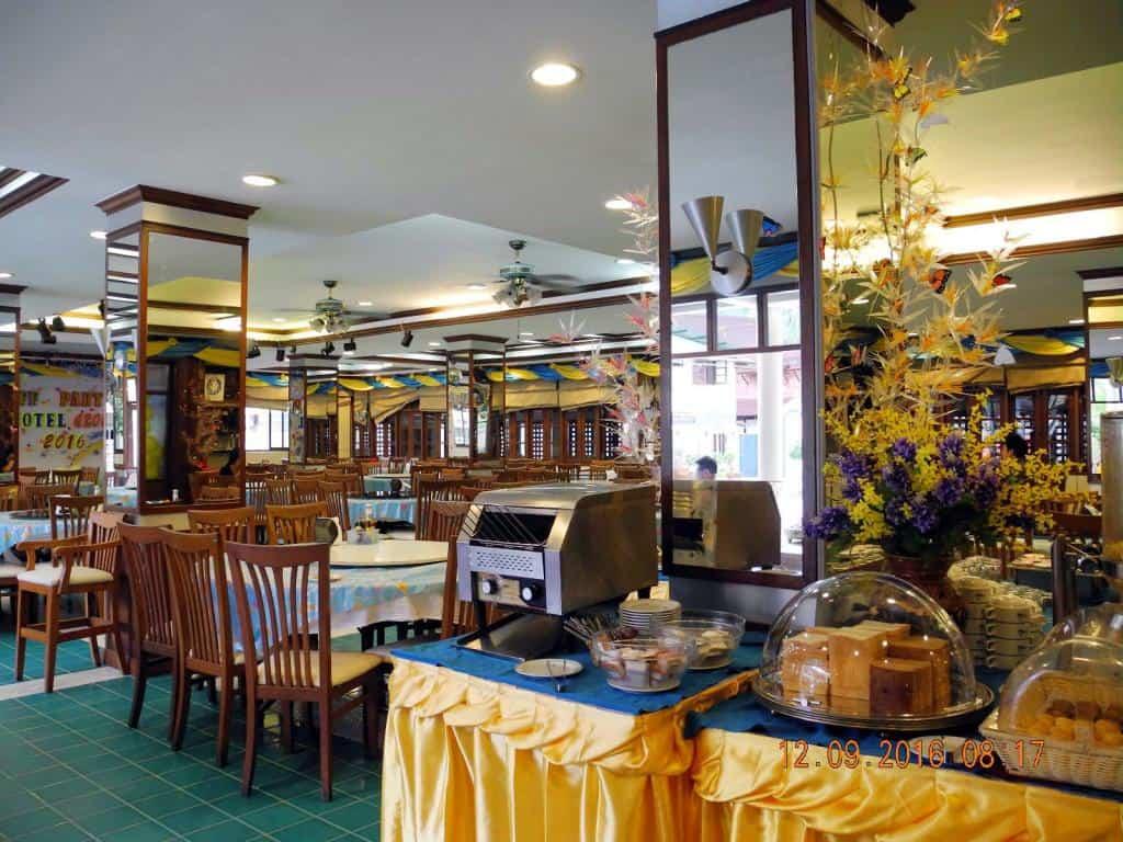 Phi Phi Hotel - Ristorante