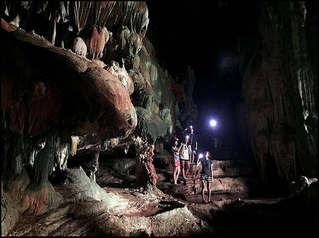 Grotta Flamingo