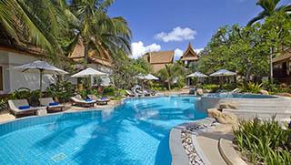 Koh Samui Hotels - Thai House Resort
