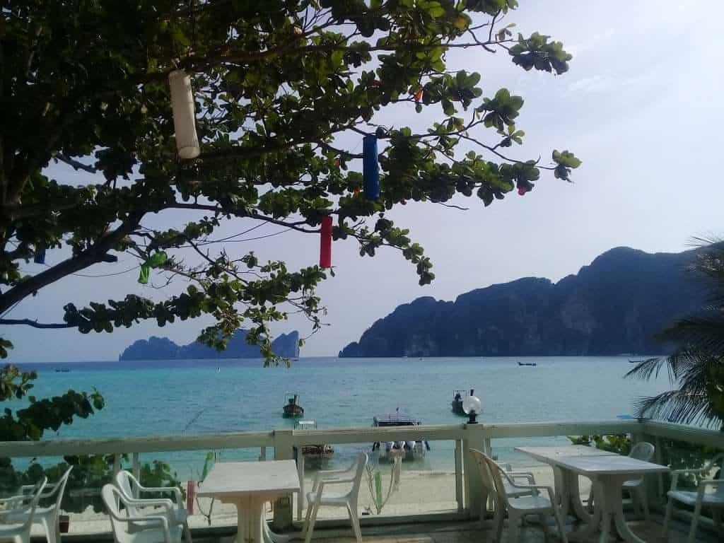 Phi Phi Bay View Resort: Come Raggiungerlo
