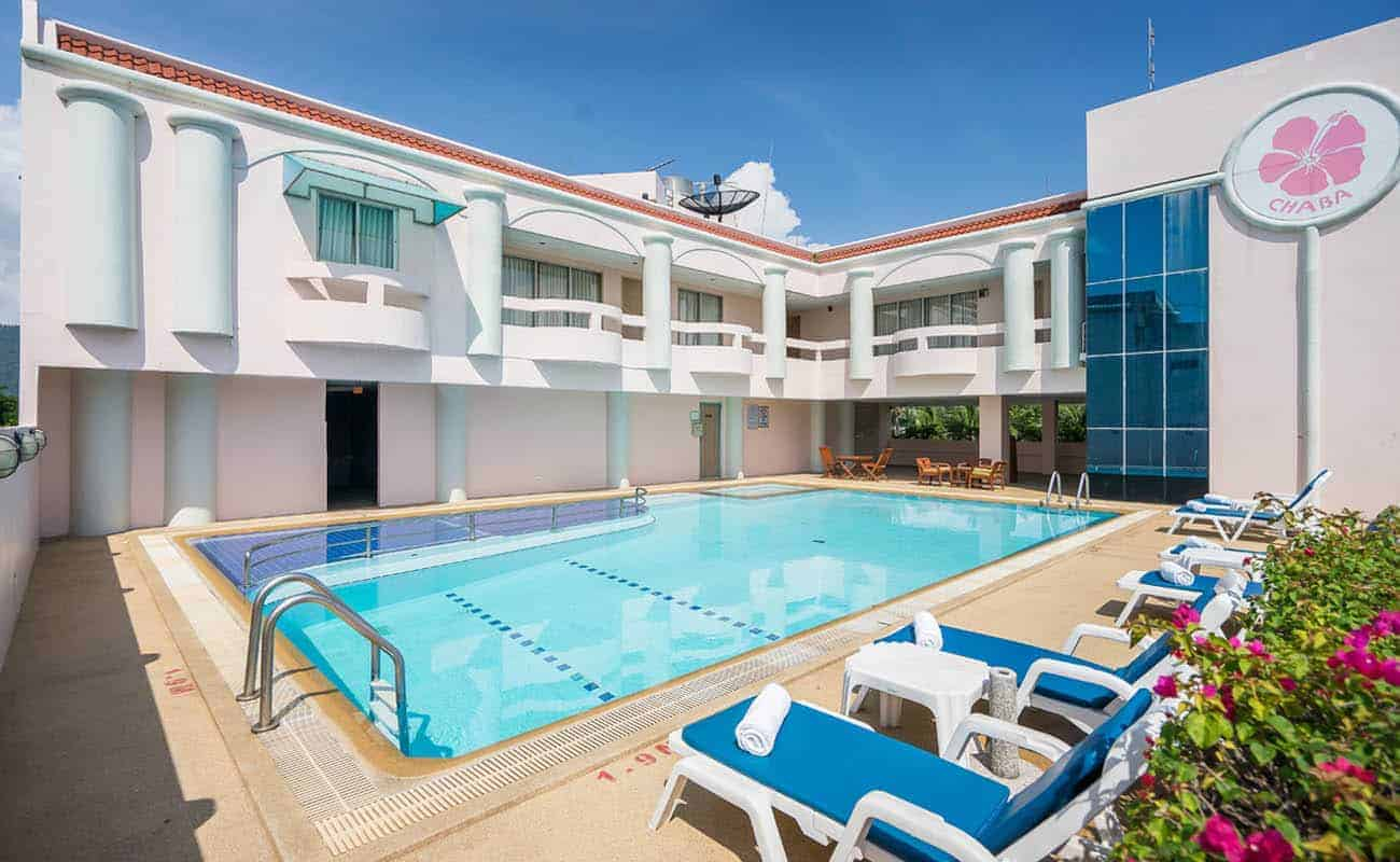 Chaba Samui Resort - Piscina