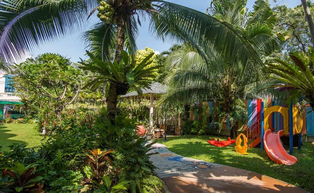 Chaba Samui Resort - Giardino
