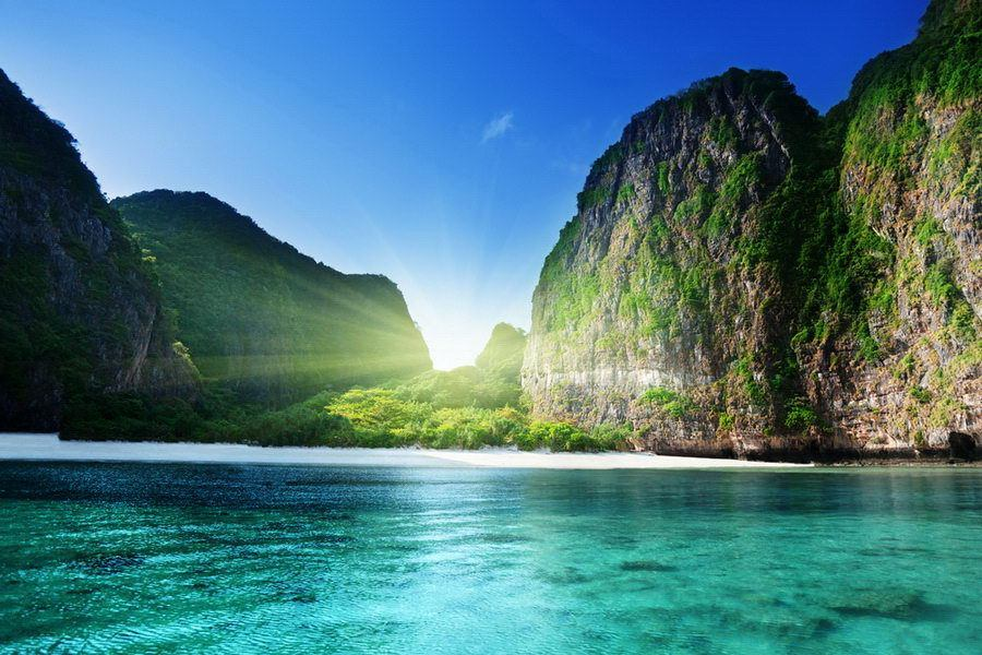 Sunrise Tour a Phi Phi, Maya Bay